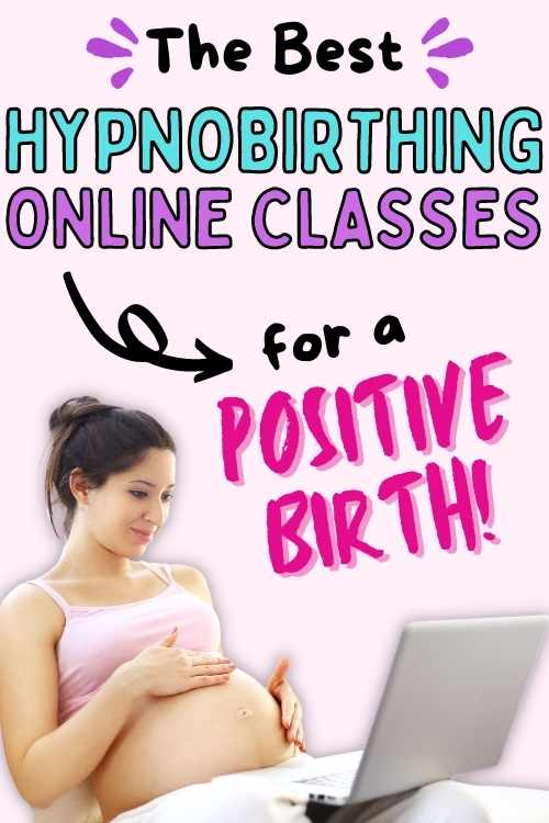 The best hypnobirthing online classes