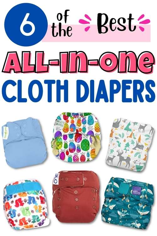 best all in one cloth diapers