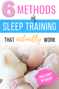 6 sleep training methods that actually work