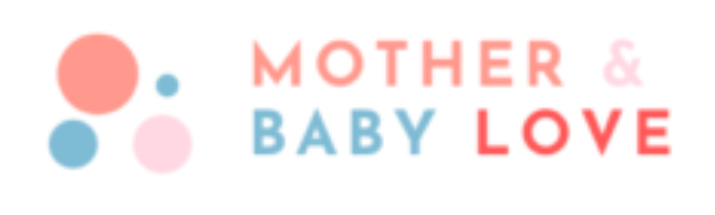 mother & baby love logo