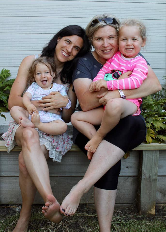 conquering motherhood - about me