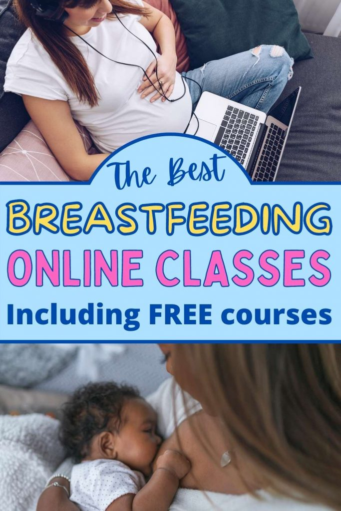 The best breastfeeding online classes, including free courses