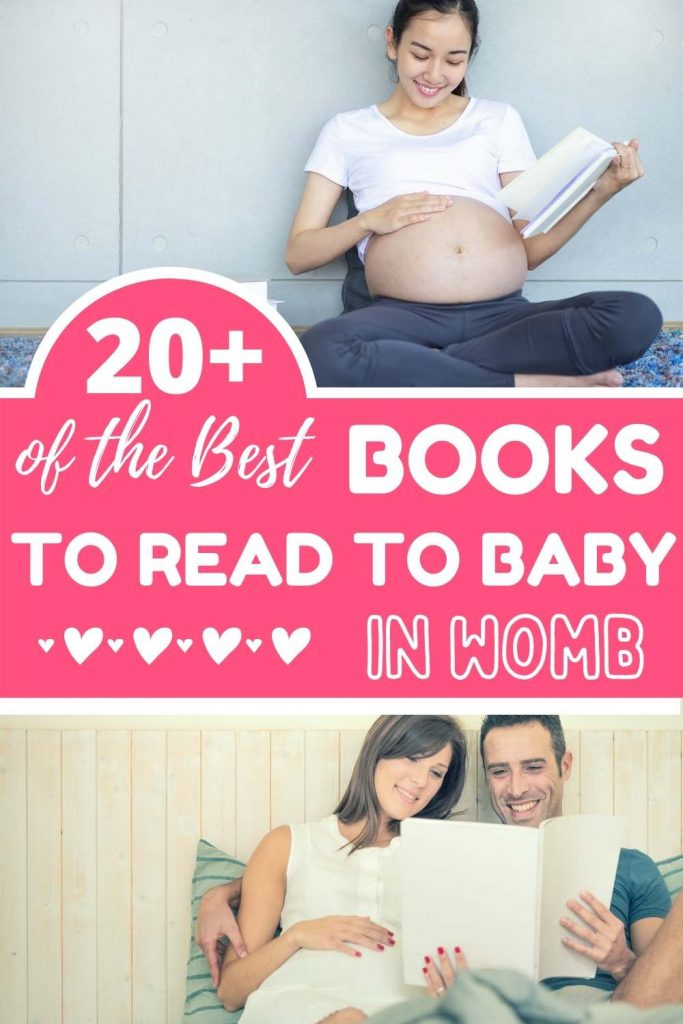 20+ of the best books to read to baby in womb