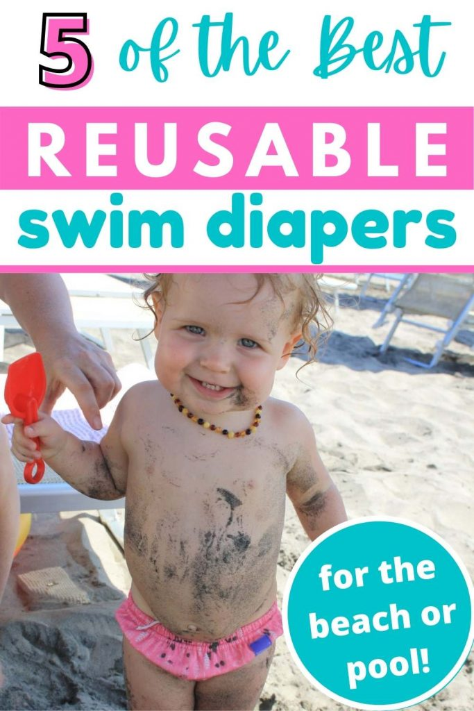 5 of the best reusable swim diapers