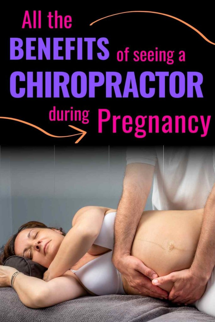 all the benefits of chiropractic care during pregnancy