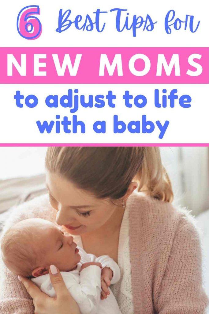 best tips for new moms