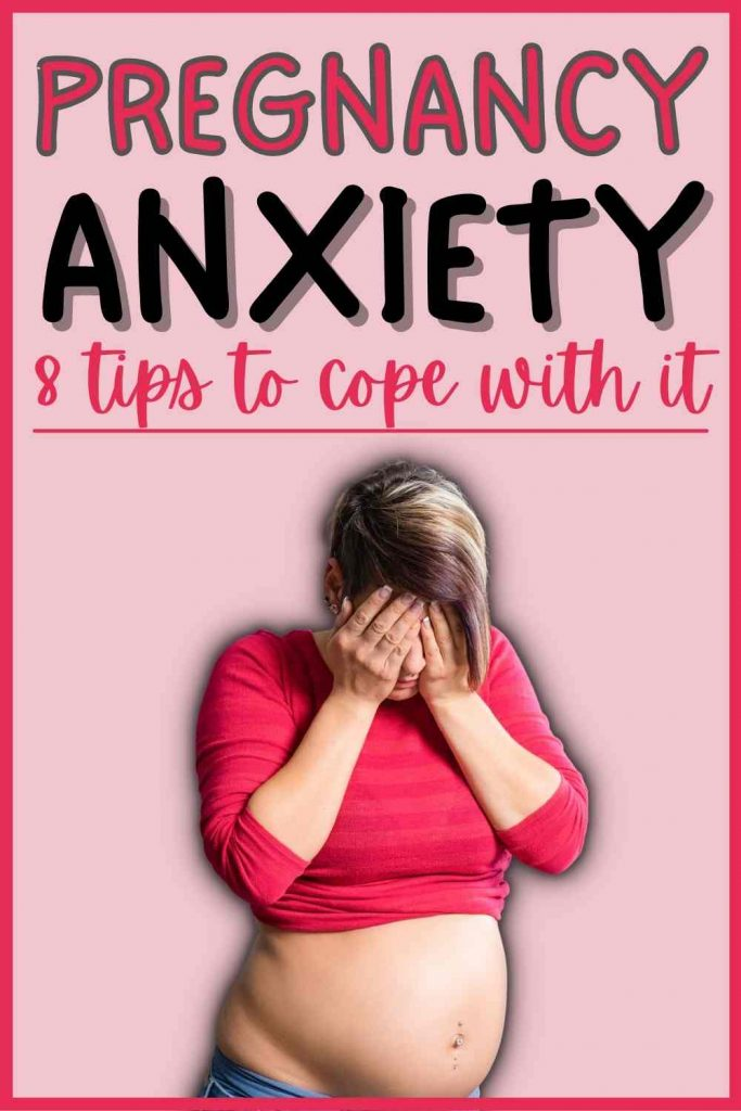 pregnancy anxiety tips