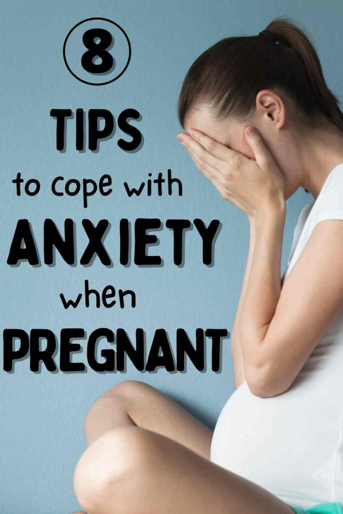 tips to cope with pregnancy anxiety