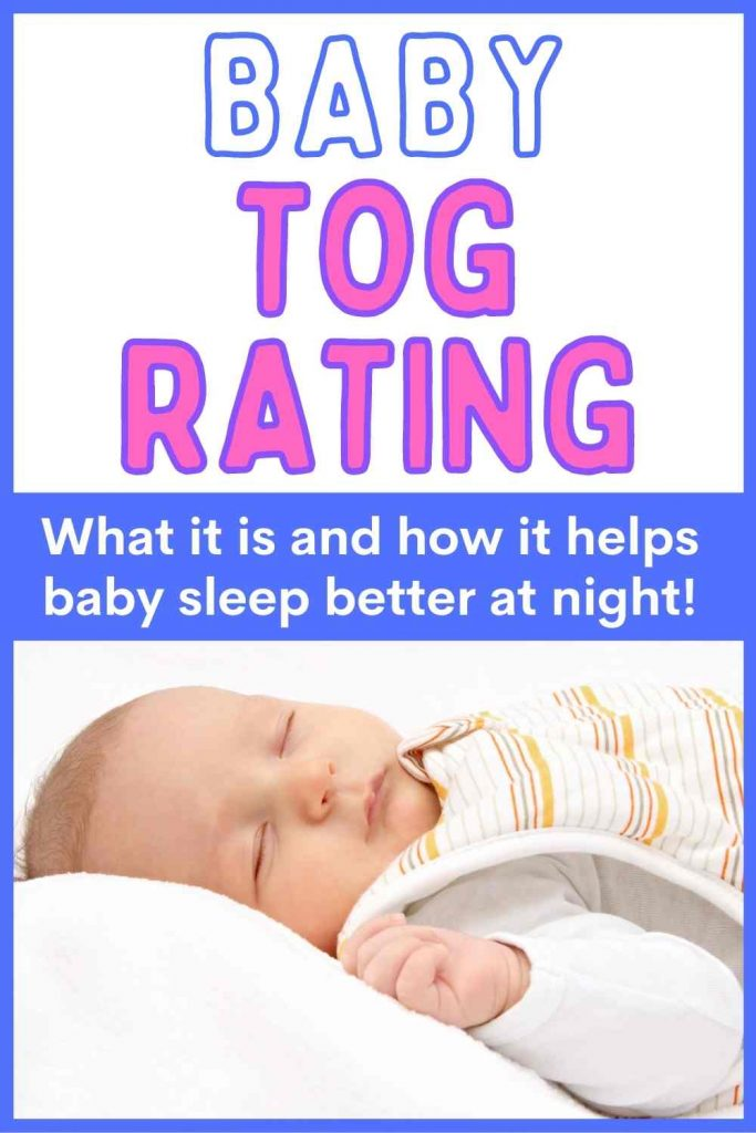 baby tog guide