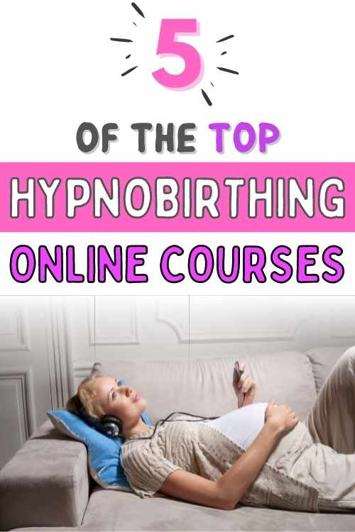 top hypnobirthing online courses