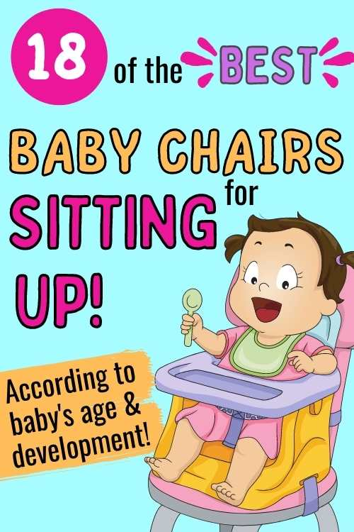best baby chairs for sitting up