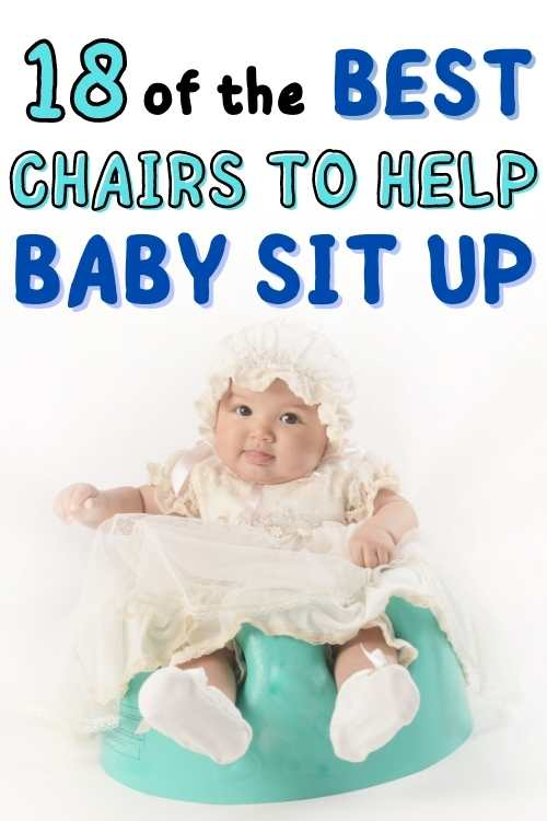 best chairs to help baby sit up