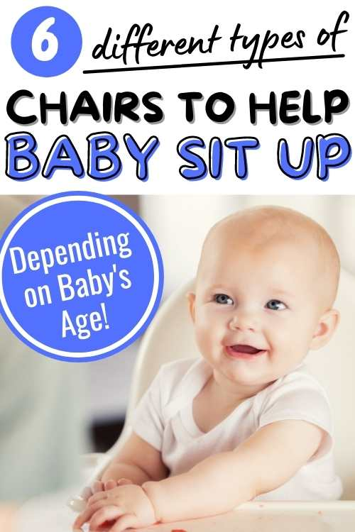chairs to help baby sit up