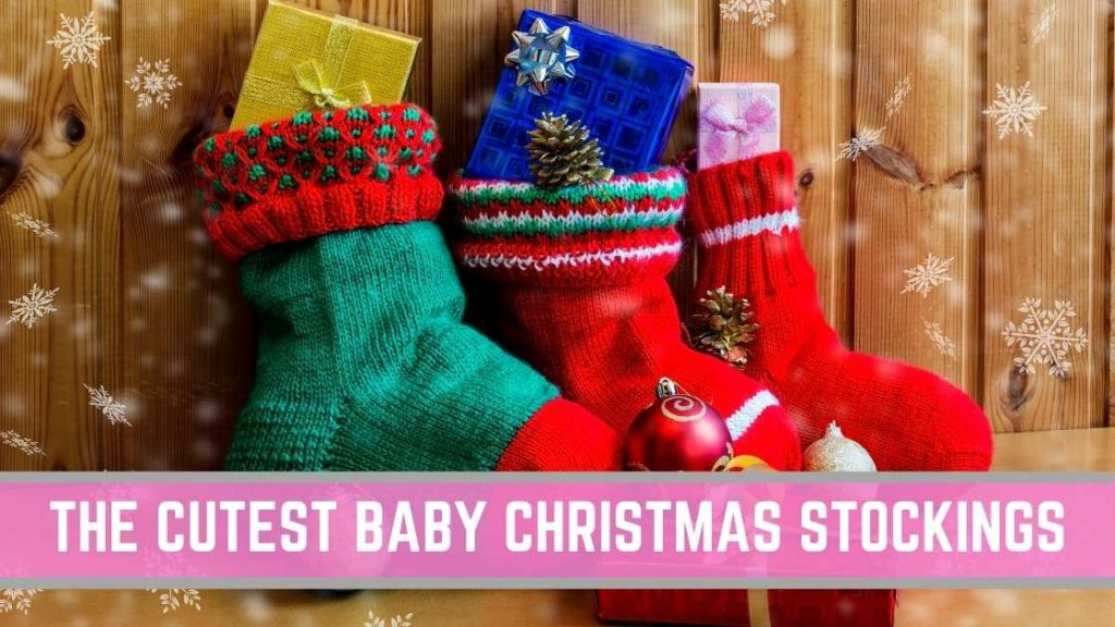 cutest baby christmas stockings