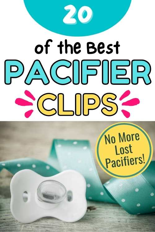 best baby pacifier clips