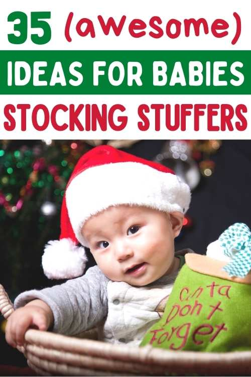 ideas for baby's stocking stuffers